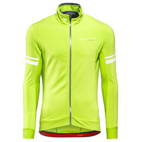 Endura Pro SL Thermal Windproof Jacket Men Hi-Viz Green